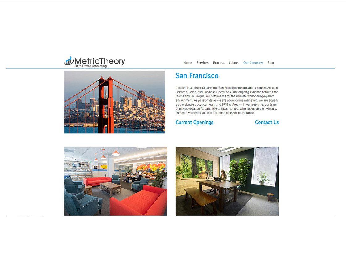 MetricTheory